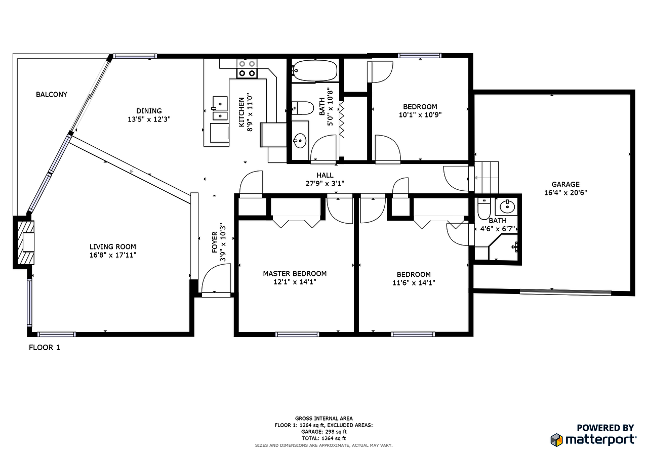 Home Floor Plan
