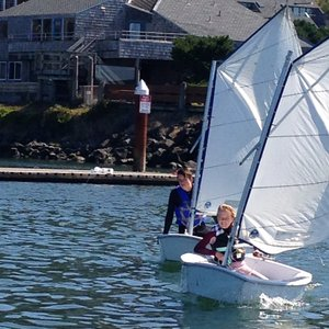 Youth Sailing Day Camp