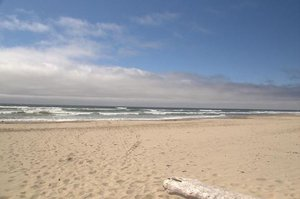 Beachside State Park / Public Beach Access - Waldport