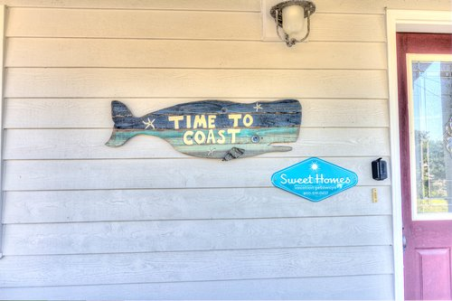 Time to Coast, your coastal getaway!