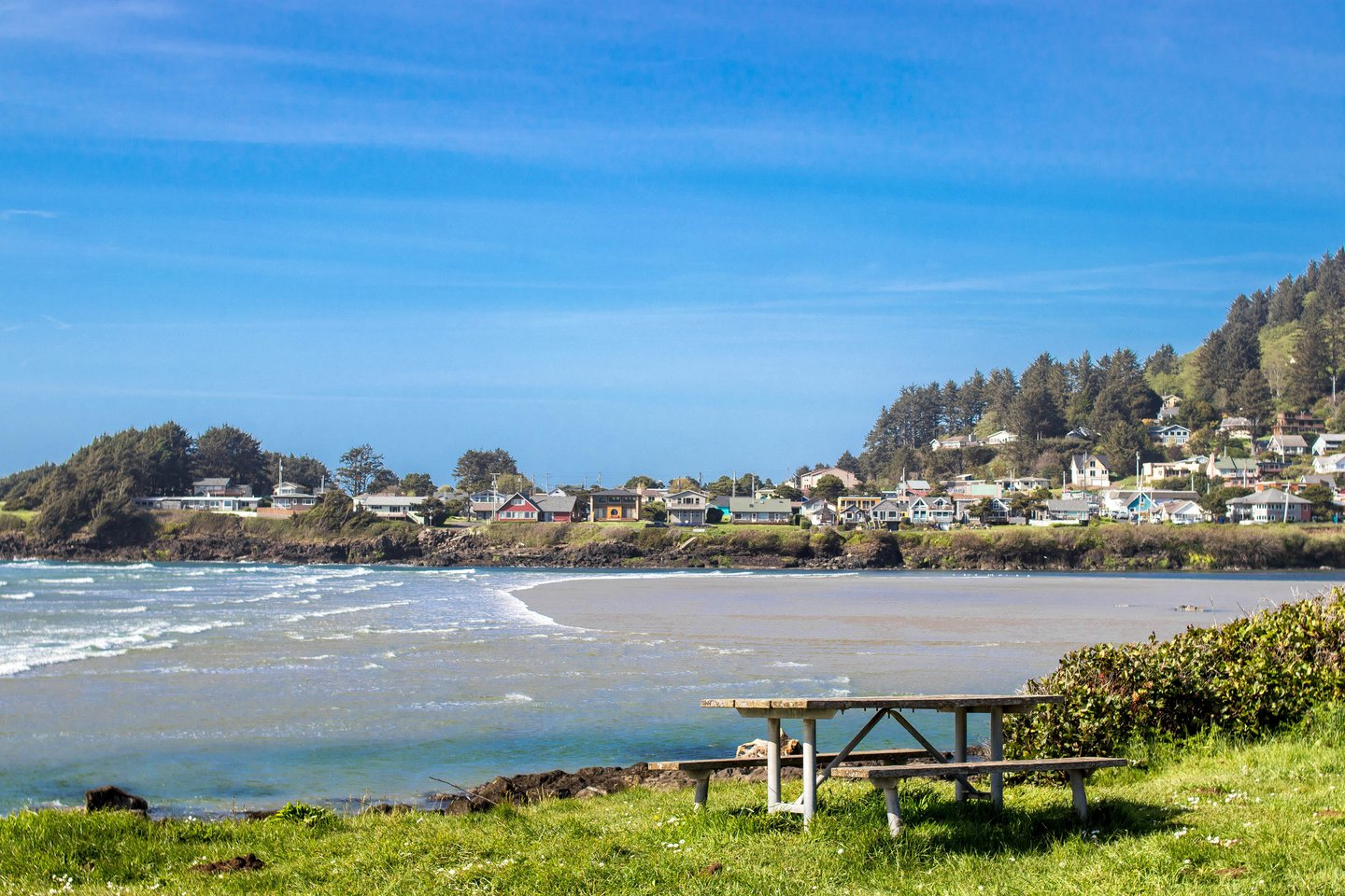 Take some time to explore Yachats, the gem of the Oregon coast!